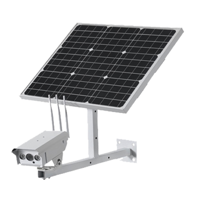 Wireless IP Solar Panel