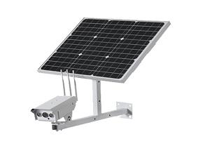 Wireless IP Solar Panel