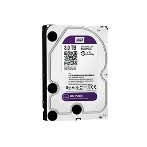 WT3000 HDD Western 3000 GB Purple