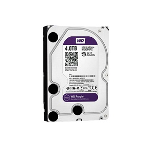 WT4000 HDD Western 4000 GB Purple