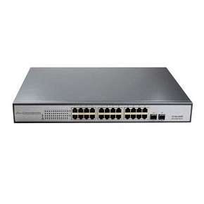 24-Port Full Gigabit Managed PoE Switch