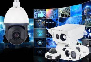 โซลูชั่น ระบบกล้องวงจรปิด IP AHD Camera